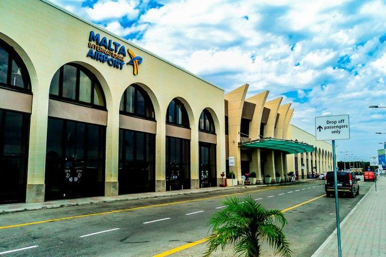 Международно летище Малта