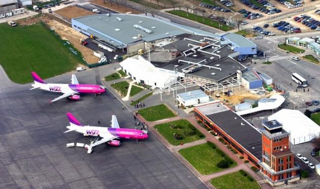 Париж Бoве - Резервация на евтин самолетен билет с Wizz Air