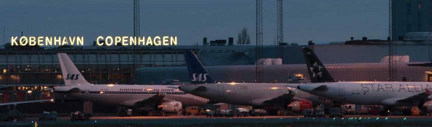 Копенхаген - Резервация на евтин самолетен билет с Wizz Air