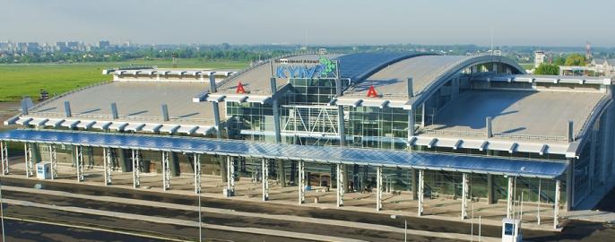 Летище Киев Жуляни