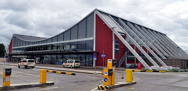Международно летище Меминген (Мюнхен Запад)